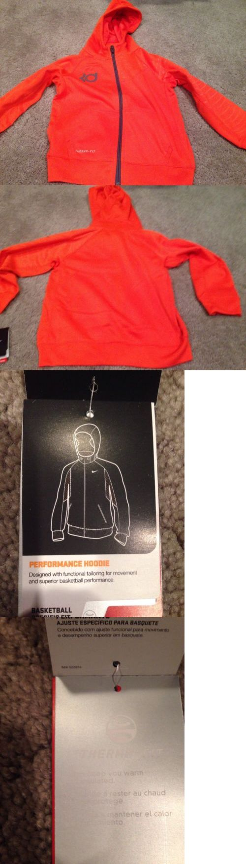 Youth 158967: Nike Kevin Durant Hoody Sweatshirt. Thermafit. Youth 7. Brand New -> BUY IT NOW ONLY: $34.99 on eBay!