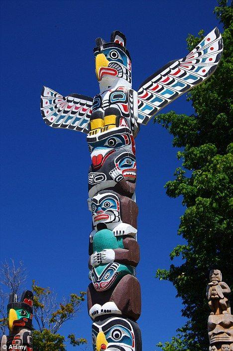 Totem Pole, Vancouver