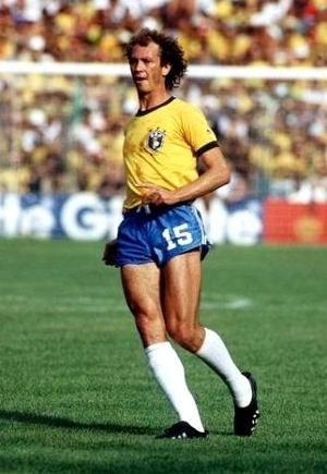 Paulo Roberto Falcão, Brasil.