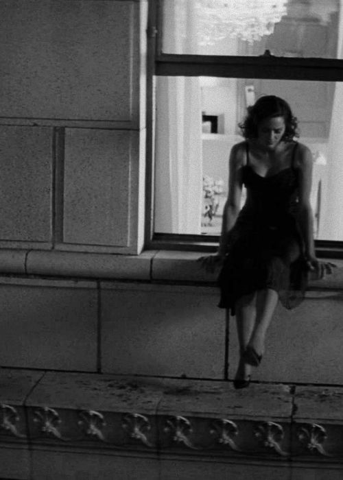 """Marion Cotillard in Inception. Mal. If I were her I would say, """"You said you jump I jump!"""""""
