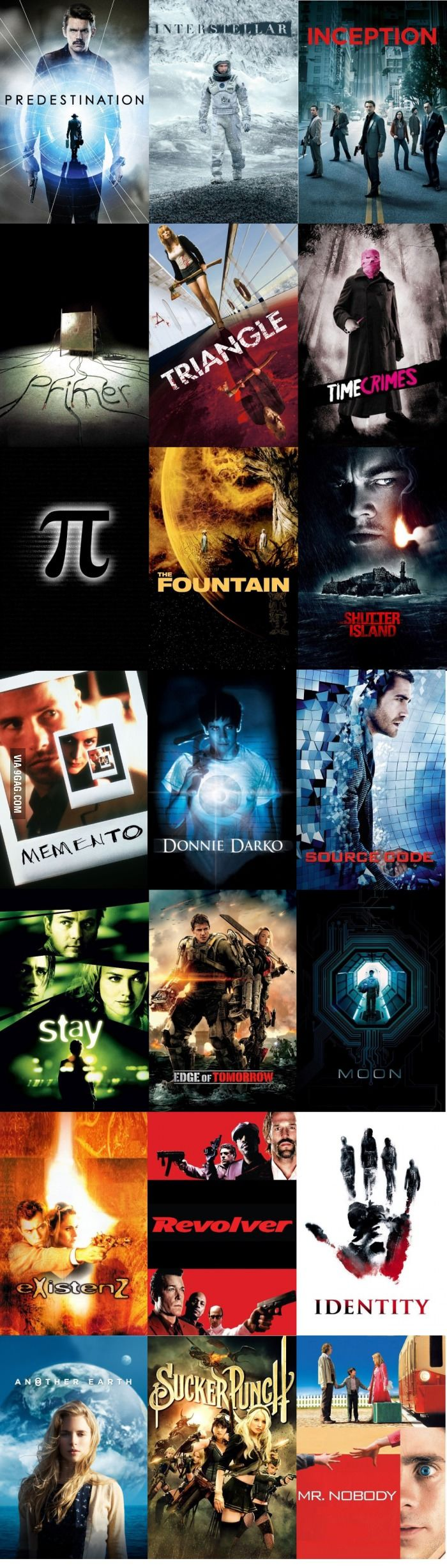 These films have something in common - Mindfuck 33.33% done