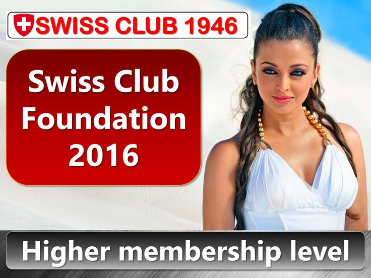 The registration ends to SWISS CLUB