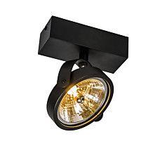 Spot Go 1 zwart - 91010 lampenlicht.nl