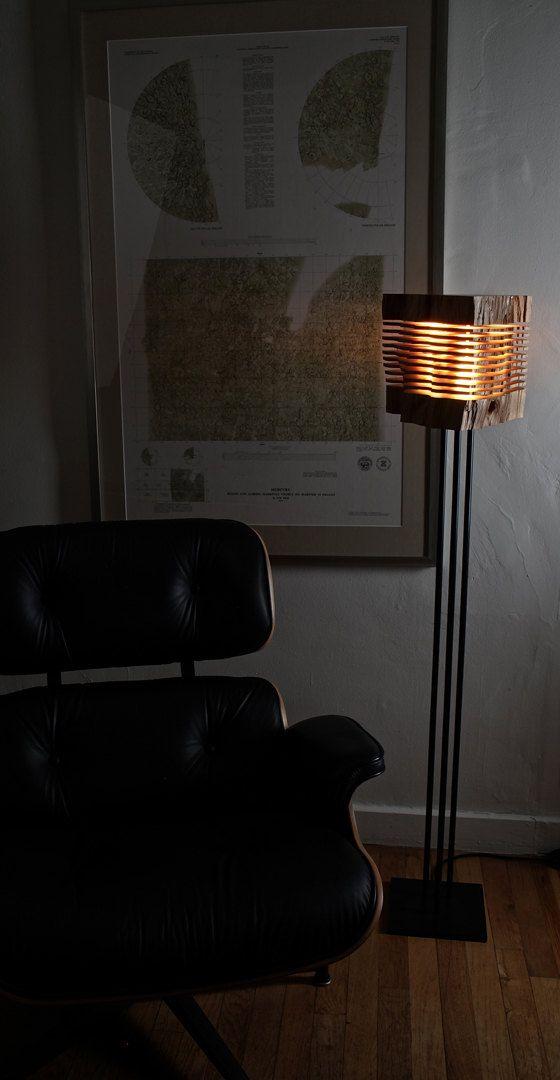 reclaimed lighting. modern lighting reclaimed wood light sculpture by splitgrain