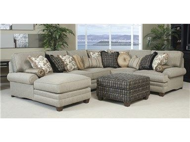 Shop For Smith Brothers Sb375 Sect1 Sectional And Other