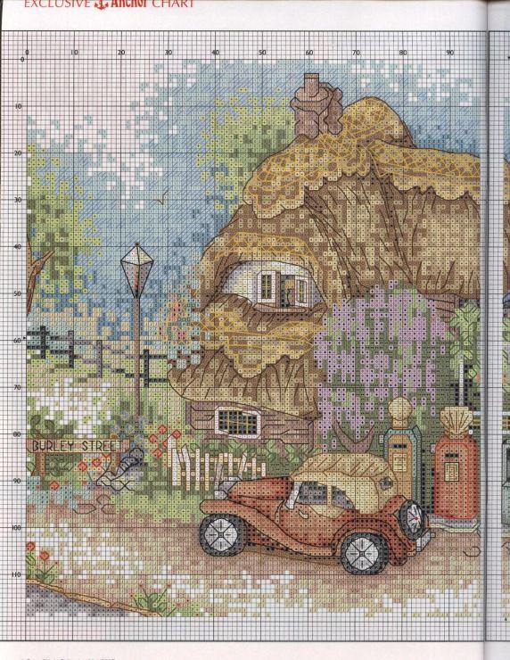 Gallery.ru / Фото #4 - Cross Stitch Collection 144 май 2007 - tymannost