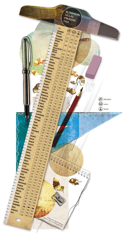 Por matemáticas, lectura y ciencias, se perdió el año Los resultados de las pruebas Pisa ubicaron a Colombia en la posición 62 de un total de 65 países.