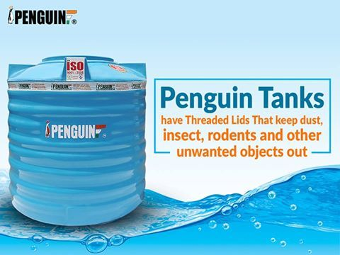 Find the best Commercial Water Storage Tank of India http://www.penguintank.com/project/penguin-four-layer-foam-tank/