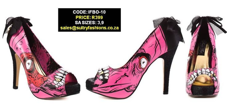 IFBO-10 Gold Digger Zombie Stomper Platforms  PRICE: R399.00  SIZES: 3,9 sales@sultryfashions.co.za