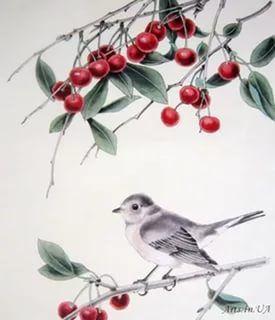 китайская живопись птицы: 19 тыс изображений найдено в Яндекс.Картинках