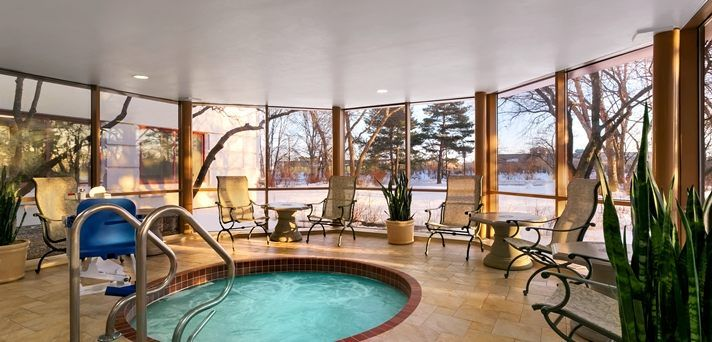 Embassy Suites Chicago - North Shore/Deerfield Hotel, IL - Hot Tub | IL 60015