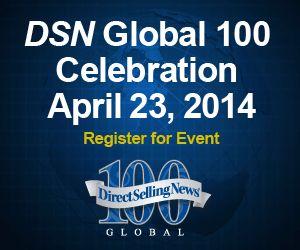Register For Event - 2014 DSN Global 100 Dinner