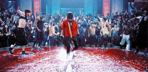 "11 Things you learn when you watch all 5 ""Step Up"" movies in a row...Step Up is a series about Moose."