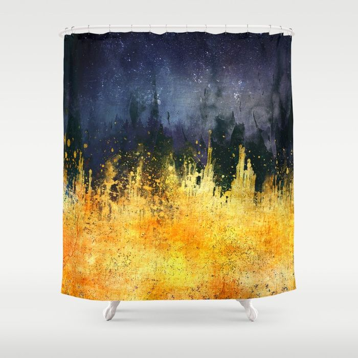 My burning desire Shower Curtain by HappyMelvin   Society6