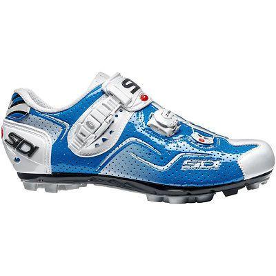 Sidi Cape Air Men's MTB Shoes Blue/White EU 39.5