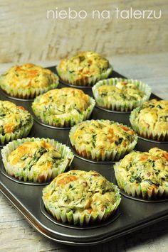 niebo na talerzu: Muffiny, babeczki - przystawka na imprezę