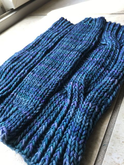 Cad Bane (Cowl of Assassins 4)  by Yuki H.S. | malabrigo Rios in Azules