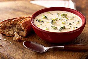 Cette soupe veloutée et consistante vous réchauffera le corps et le cœur au retour d'une sortie au grand froid.