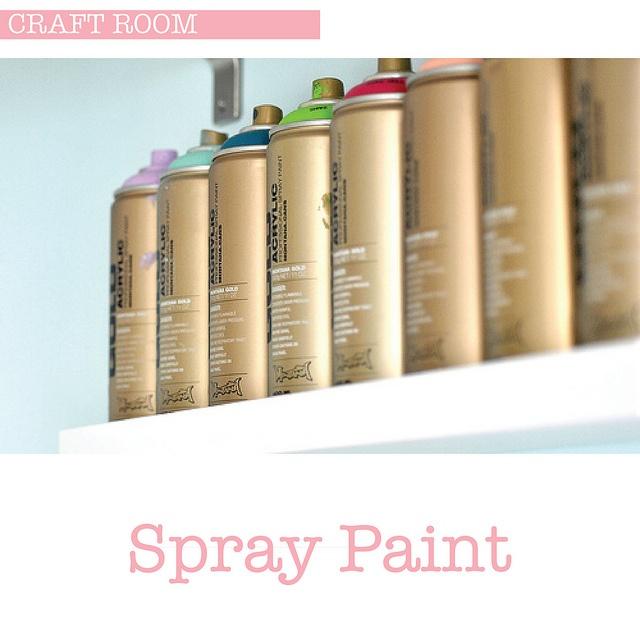 spray paint. Black Bedroom Furniture Sets. Home Design Ideas