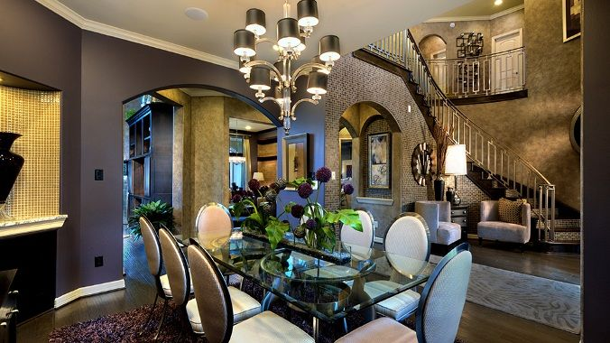 Positano Dining - Taylor Morrison Homes