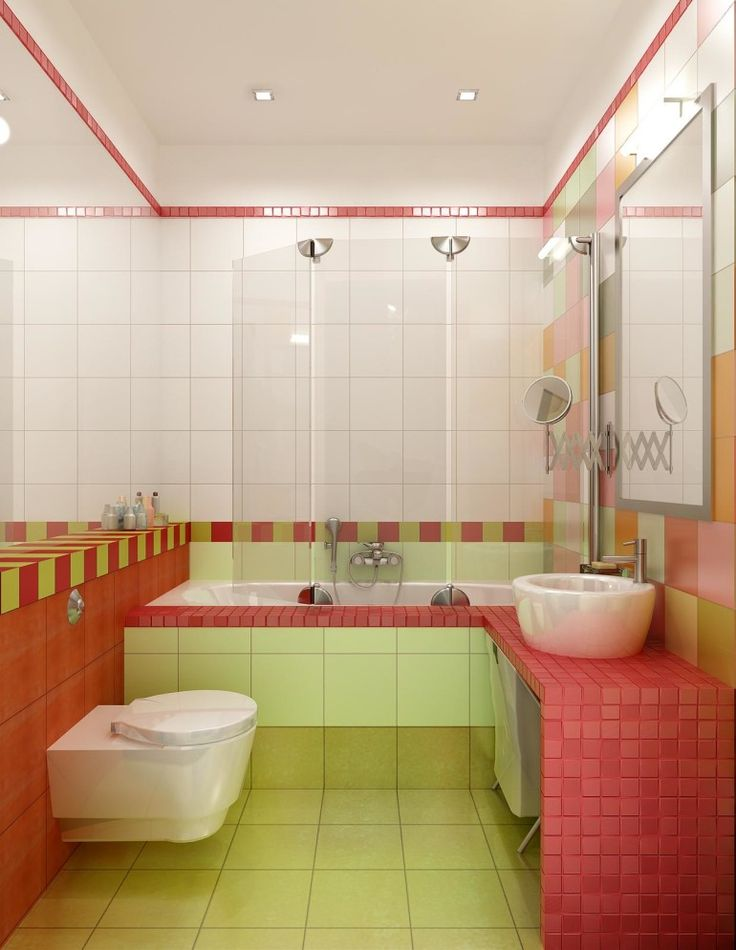 Drawing of The Best Small Bathroom Remodel Ideas