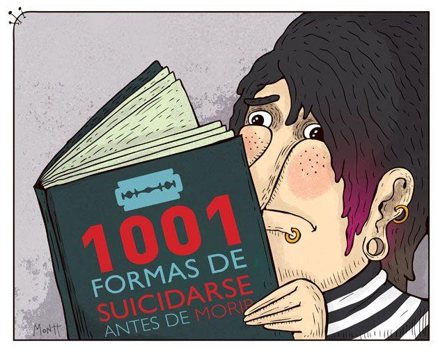 1001 formas de suicidarse antes de morir