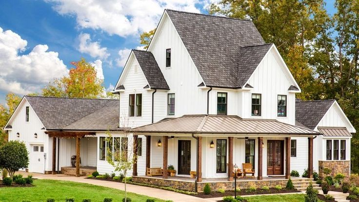 The Best House Plans Of 2017. Farmhouse PlansModern FarmhouseSouthern Living  ...