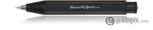 Kaweco AC Sport Carbon Black .7mm Pencil