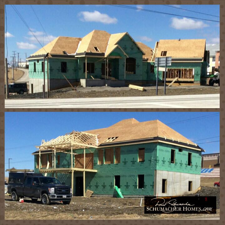 New Construction Homes Model: 17 Best Images About Schumacher Homes On Pinterest