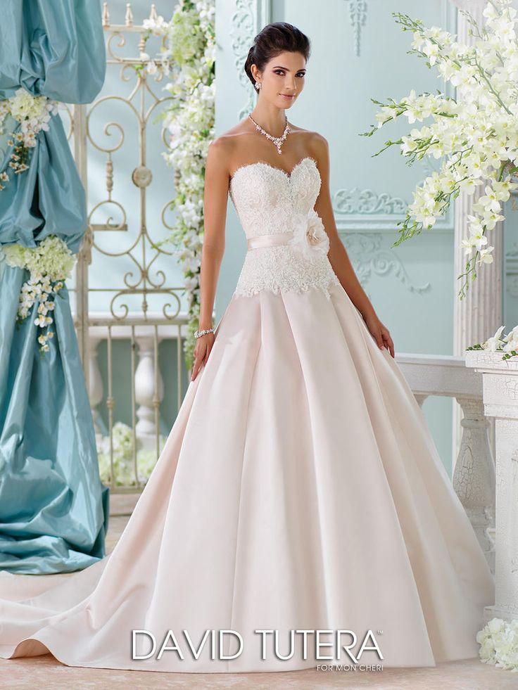197 best David Tutera Bridal Gowns images on Pinterest   Wedding ...