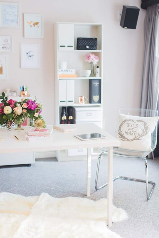 Pretty Office Space