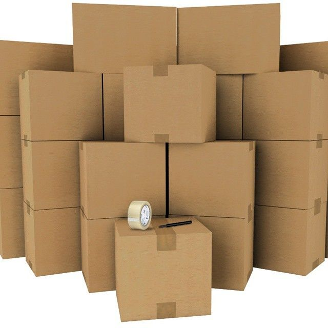 Super Star Moving Kit  $89.99 FREE SHIPPING   Contains the perfect mix of boxes for a typical small move (1-2 Rooms).   Kit Includes:  20 Medium Moving Boxes  + 5 Large Moving Boxes  + 5 Small Moving Boxes  + 1 Roll Of Tape  + 1 Black Marker  5 Small Moving Boxes:  Dimensions: 16 x 10 x 10 -   Use the small size for packing smaller or heavy items like photo albums, CDs, books, dishes, glassware, etc.  20 Medium Moving Boxes: Dimensions: 18 x 14 x 12 -   Use the medium size for packing…