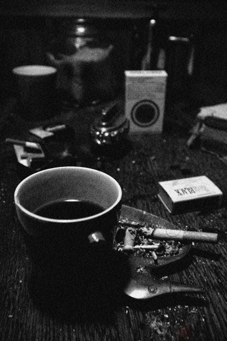 Woke Up To Coffee And Cigarettes This Morning Was The Best Way Ever Wake