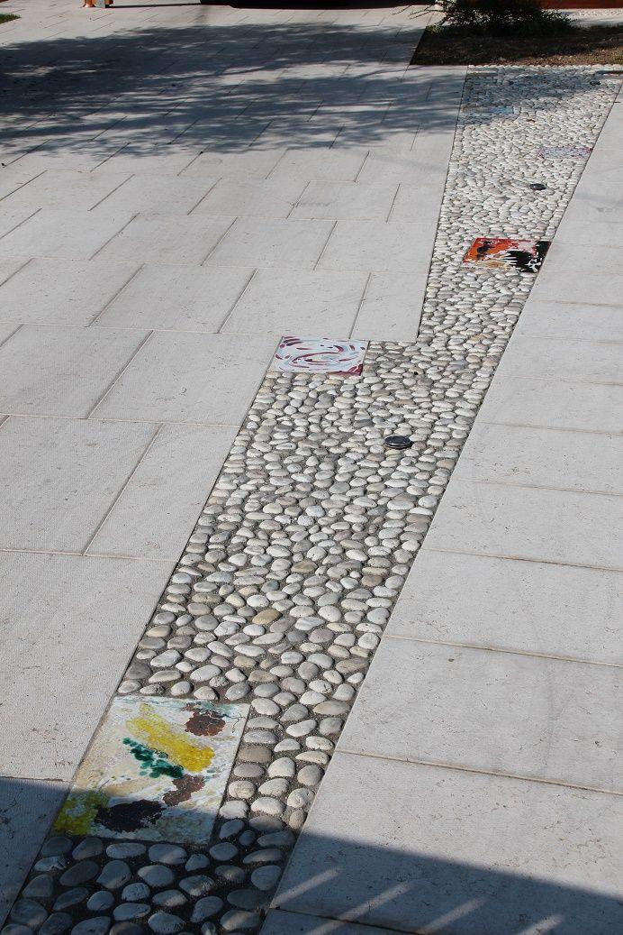 Oltre 1000 idee su pavimento esterno su pinterest pavimentazione veranda pavimentazione del - Pavimento in ciottoli esterno ...