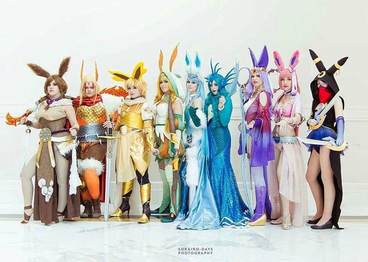 Photo: @sorairo_days Costume designs