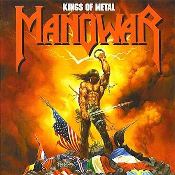 Manowar - Kings Of Metal at Discogs
