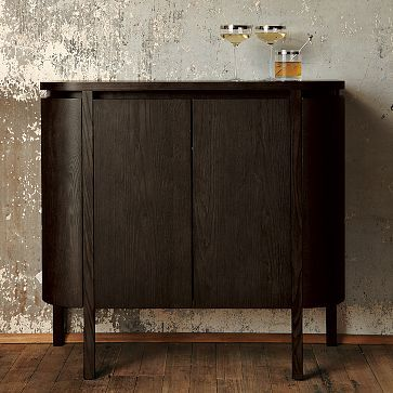Curved Front Bar #WestElm
