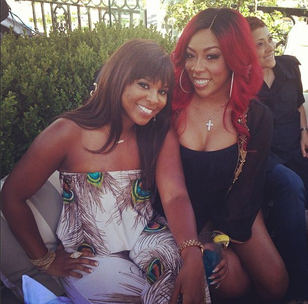 Torrei Hart | Kevin Hart's Ex Wife Torrei Hart talks about Kevin Hart.....
