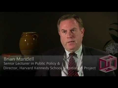 ▶ Overcoming obstacles in negotiation - YouTube