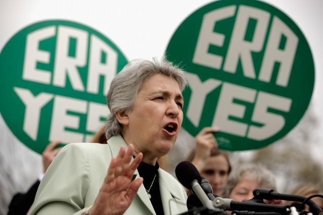 What Is the Equal Rights Amendment and What Happened to It?: Ellie Smeal at 2012 Rally for 40th Anniversary of Congressional Passage of the ERA