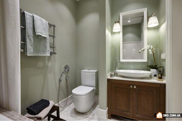 Покраска стен в ванной: 6 главных заблуждений