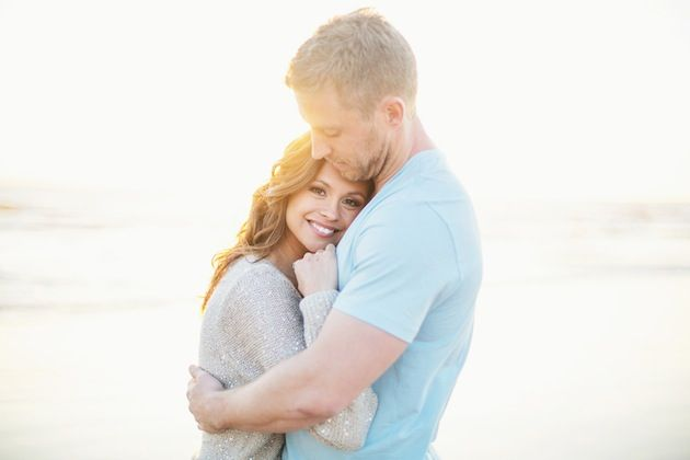 Sexy California Beach Engagement Shoot | Closer To Love Photography