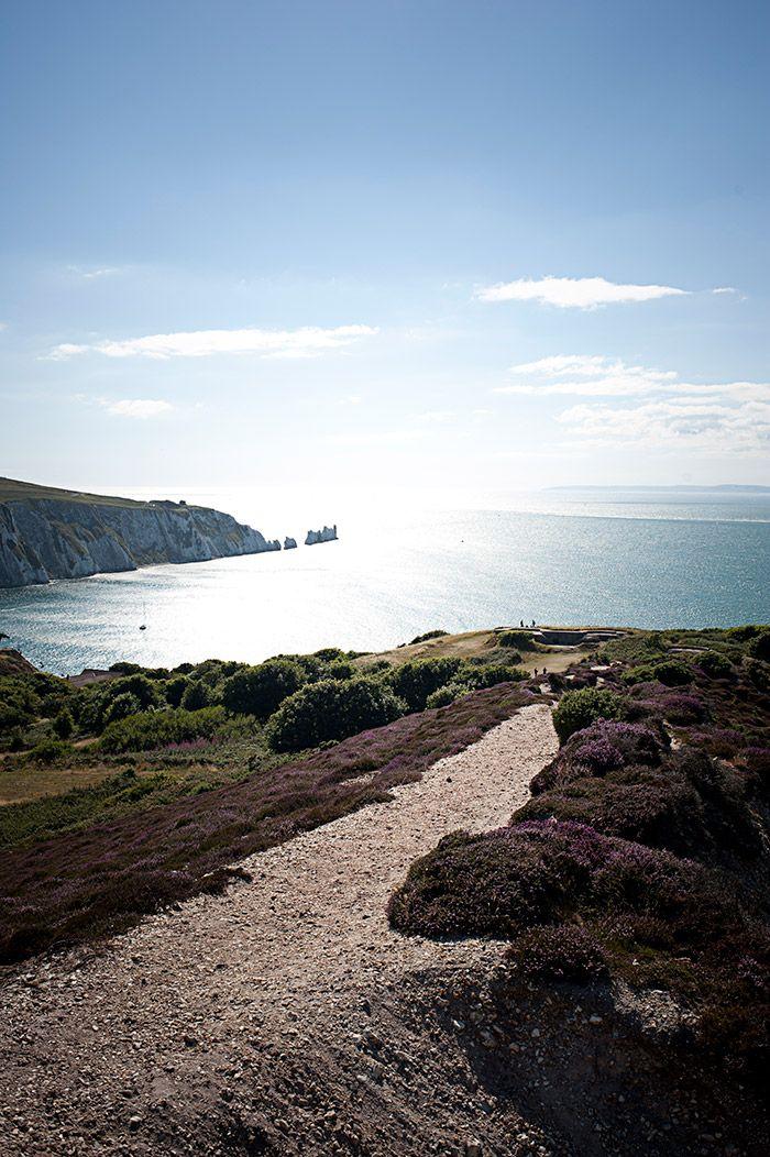 The Needles, The Isle of White #gloriousshores