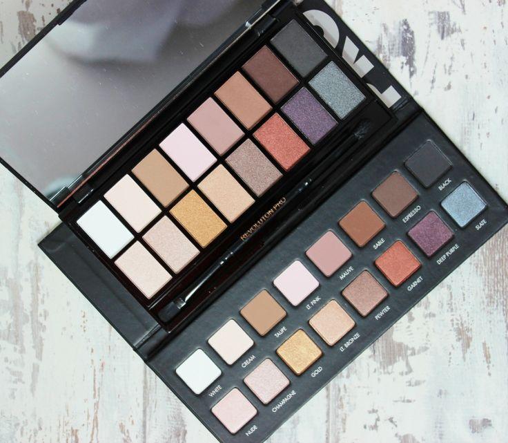 Lorac Pro Palette dupe > Makeup Revolution Iconic Pro 1