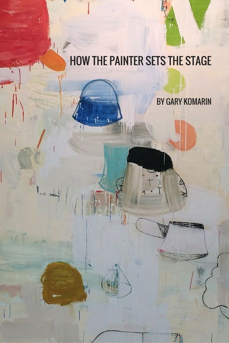 best art essay ideas essay writing skills new art essay by gary komarin how the painter sets the stage