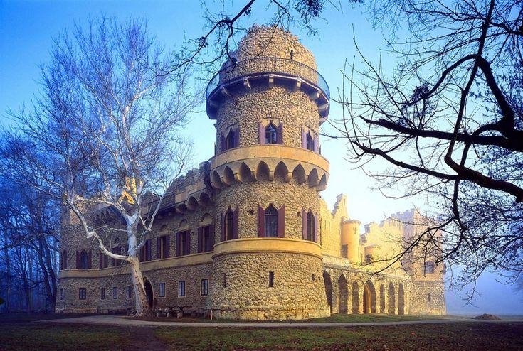 Janův Castle, Lednice-Valtice Cultural Landscape, Czech Republic