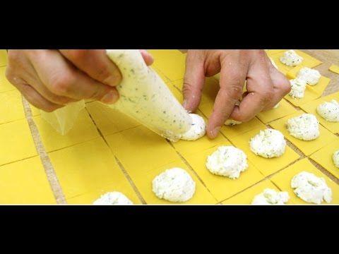Домашняя паста |Как приготовить пасту | Итальянские рецепты - YouTube