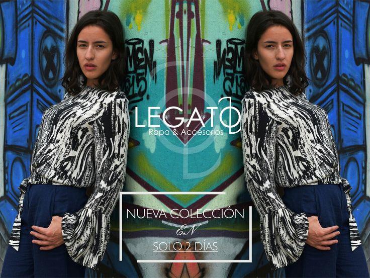 Espera en solo dos días nuestra nueva colección!!!  Increíbles prendas a super precios!!!  #newcolection #nuevacoleccion #print #colors #hechoencolombia #womanstyles #mujerbogotana #tropico