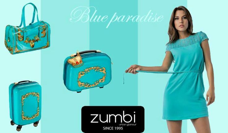 Vestido marca Zumbi Urban Glamour ref: VTV151589 ( comprar aqui:http://tinyurl.com/q9uojne ) Disponível também nas lojas de Vila Nova de Gaia e São João da Madeira loja online http://www.zumbi.pt/ #newcollection #fashion #summer #trendy #trend #gifts #look #dress #turquoise #young #elegant #zumbiurbanglamour #summercollection