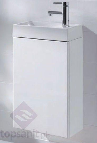 Elita SET Young Basic 40 1D, kolor biały 163068 - Topsanit.pl